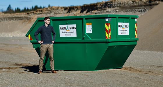 søppelcontainer dating dating ekspert Australia